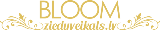 BLOOM zieduveikals.lv logo