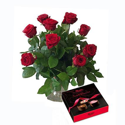 Ziedi un konfektes: Sweet Romance