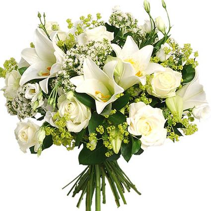Ziedu pušķis: Pārsteigums