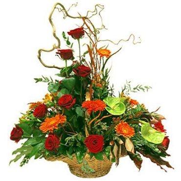Доставка цветов, Цветы