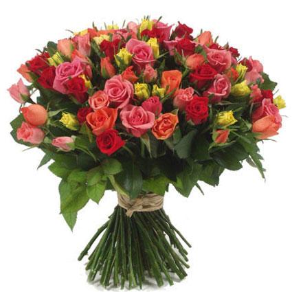 Rožu pušķis: Kā septītajās debesīs