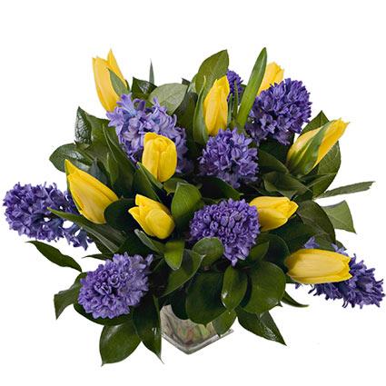 Ziedi: Pavasara palete