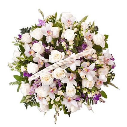 Ziedu grozs: Brīnišķais sapnis