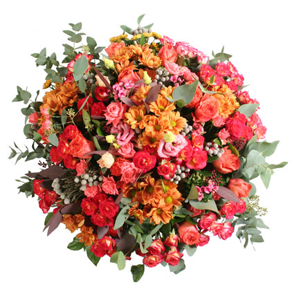 Flower Bouquet: Fiesta