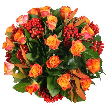 Цветы: Искры роз