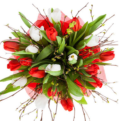 Flowers: April