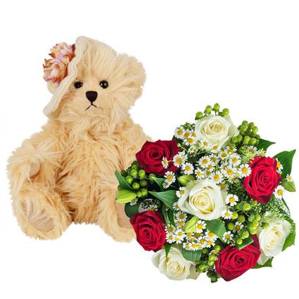 Ziedi un rotaļlācītis: Darling
