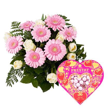 Ziedi un konfektes: Maigais kārums