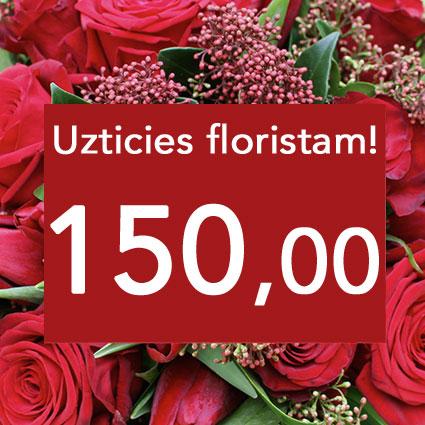 Ziedu piegāde Latvijā. Uzticies floristam! Izveidosim skaistu pušķi sārtos toņos izvēlētās summas ietvaros. Pārsteigums un