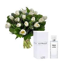 Ziedi un smaržas LALIQUE Perles de Lalique EDP 100 ml