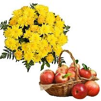 Ziedi: Rudens dāvana