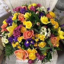 Ziedu pušķis: Ziedu kokteilis