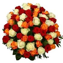 Rožu pušķis: Ziedu karnevāls
