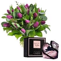 Tulpes un smaržas LANCOME La Nuit Tresor EDP 75 ml: Iepriecini, pārsteidz, palutini!