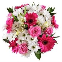 Ziedi: Rozā akcents