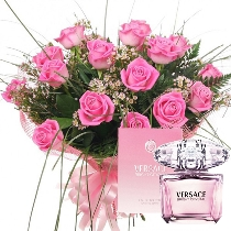Ziedi un smaržas: Mirdzi kā dimants
