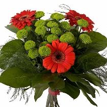 Букет цветов: Для хорошего настроения