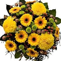 Ziedi: Rudens melodija. Ziedu piegāde Rīgā