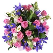 Ziedi: Bossa Nova. Ziedu piegāde Rīgā