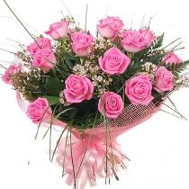 Цветы: Розовый букет