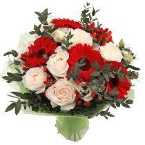 Ziedu pušķis: Smaidi un priecājies