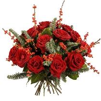 Ziedi: Ziemas pasaka. Ziedu piegāde Rīgā