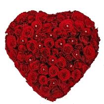 Ziedu kompozīcija: Mīlestības dzirksteles